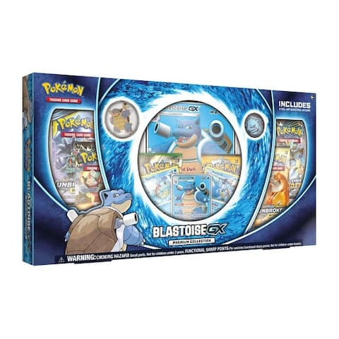 Pokemon TCG: Blastoise-GX Premium Collection - Multi