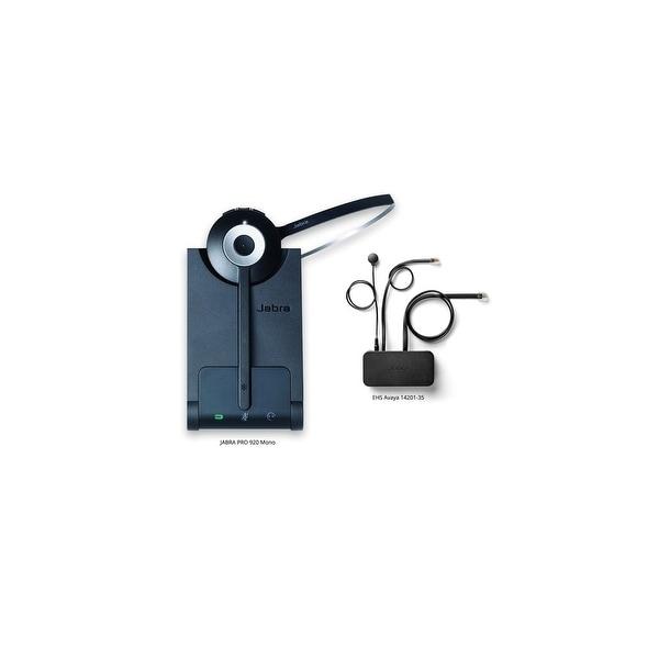Jabra Pro 920 Ehs Wireless Bundle For Yealink Phones: Shop PRO 920 With EHS Avaya 14201-35 Jabra PRO 920 Mono