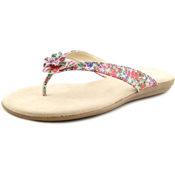 Aerosoles Branchlet Women Pink Floral Sandals