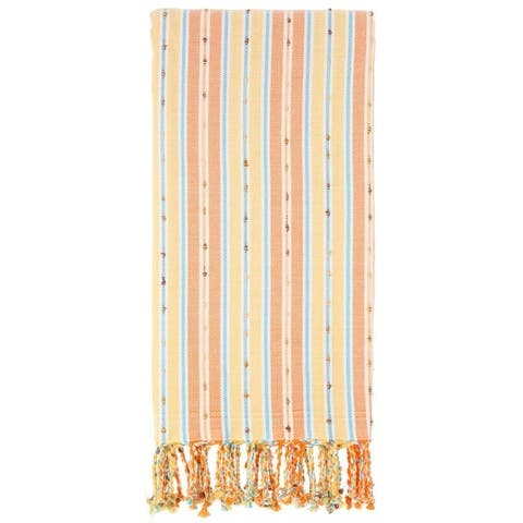 """Kasol Turkish Towels - 100 % Turkish Cotton - Citizens of the Beach Collection - 38"""" x 71"""""""