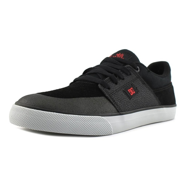DC Shoes Wes Kremer Men Round Toe Leather Skate Shoe