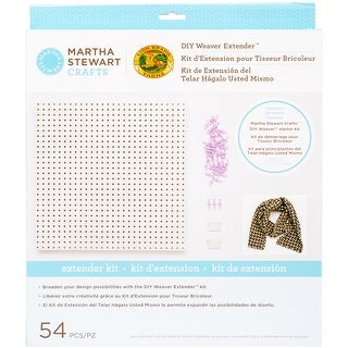 Martha Stewart Crafts Diy Weaver Extender Kit-