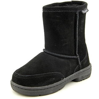 Bearpaw Meadow Round Toe Suede Snow Boot