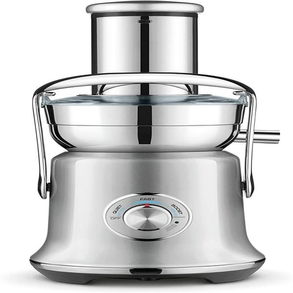 Shop Juice Founatin Cold XL, Brushed Stainless Steel