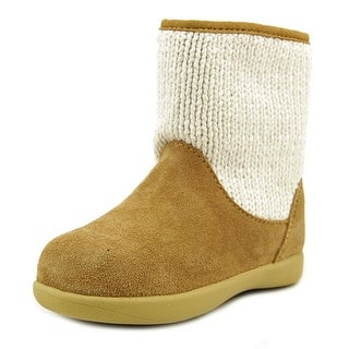 Ugg Australia T Dove Round Toe Suede Winter Boot