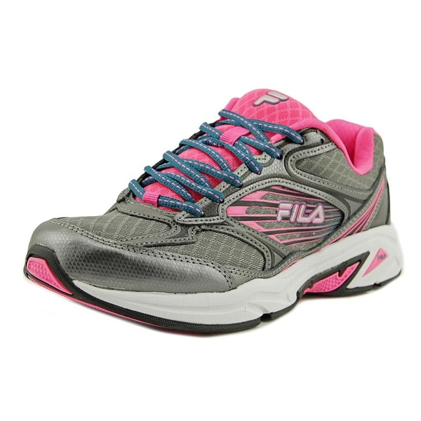 Fila Inspell 3 Round Toe Synthetic Running Shoe
