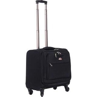 Long Lat Inc. - 95099 Blk - Af Sw Pro Bus Wheeled Case Blk