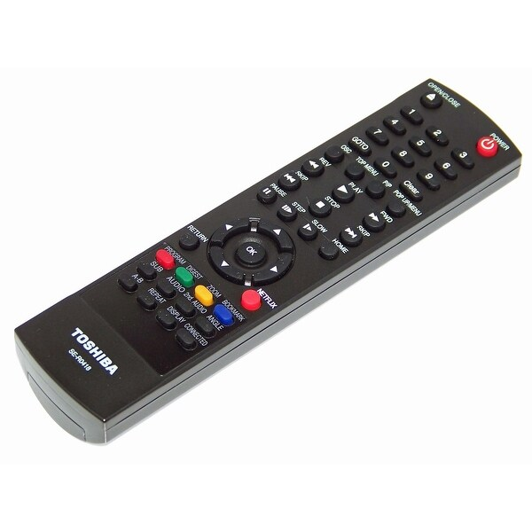 OEM Toshiba Remote Control Originally Shipped With BDX5300KU, BDX2300KU