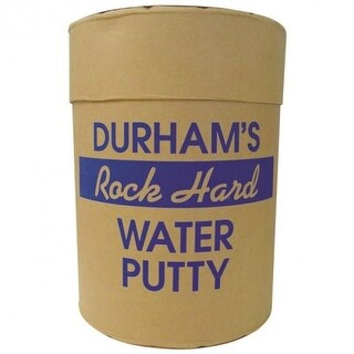Donald Durham 25 Rock Hard Powdered Wood Putty, 25 Lb