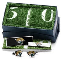 Jacksonville Jaguars 3-Piece Gift Set - Multicolored