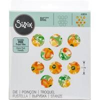 """Sizzix Bigz Dies Fabi Edition-Circles 1.25"""""""