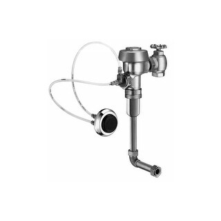 """Sloan ROYAL 995-1 Royal 1 GPF ADA Compliant Concealed Hydraulically Operated Manual Flushometer with 3/4"""" I.P.S. Outlet - For"""