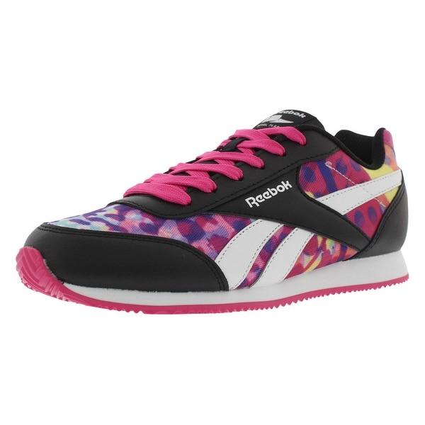 7b95e85de999 Shop Reebok Royal Cl Jogger Classic Preschool Kid s Shoes - Free ...