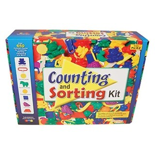 Learning Advantage CTU7027 Counting & Sorting Kit