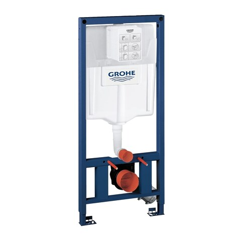 Grohe 38 749 2 Rapid SL Flushing System In Wall Tank for Wall Hung Toilets - n/a - N/A