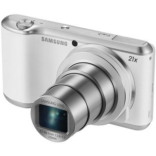 Samsung GC200 Galaxy Camera 2 (White) (Certified Refurbished)