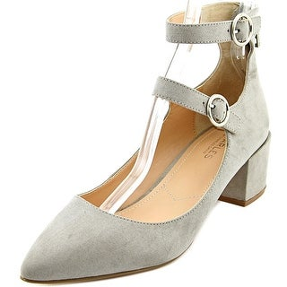 Charles By Charles David Wendy Pointed Toe Synthetic Heels