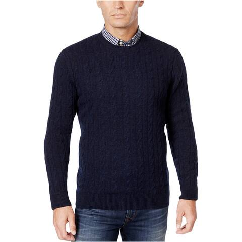 Barbour Mens Knit Pullover Sweater