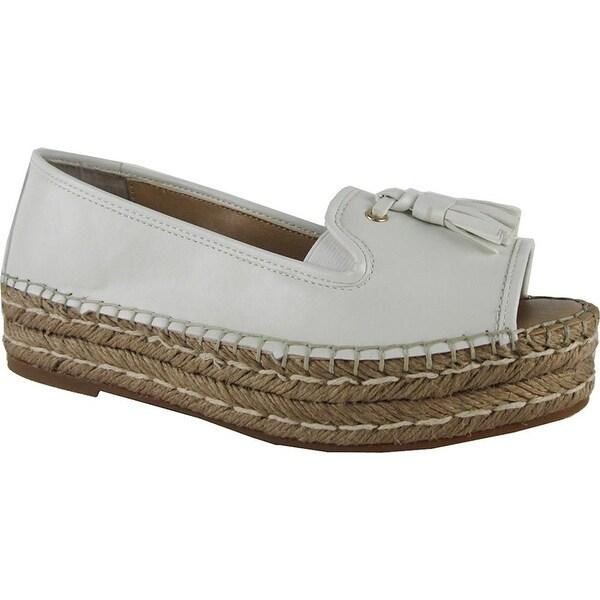 Adrienne Vittadini Footwear Women's Parke Espadrille Wedge Sandal
