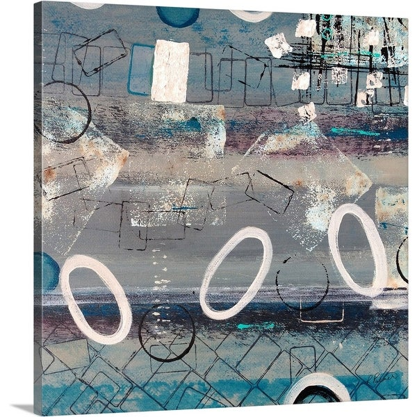 """""""Any Which Way II"""" Canvas Wall Art"""