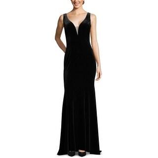 Xscape Womens Evening Dress Velvet Formal