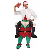Myself on an Elf Costume
