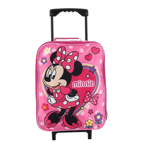 2e30018531 Shop Disney Kids  Minnie Mouse Rolling Luggage - one size - Free ...