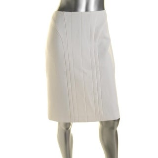 BOSS Hugo Boss Womens Lined Seamed Pencil Skirt - 6