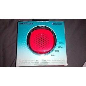 Merkury Pop Dot Wireless Speaker Red