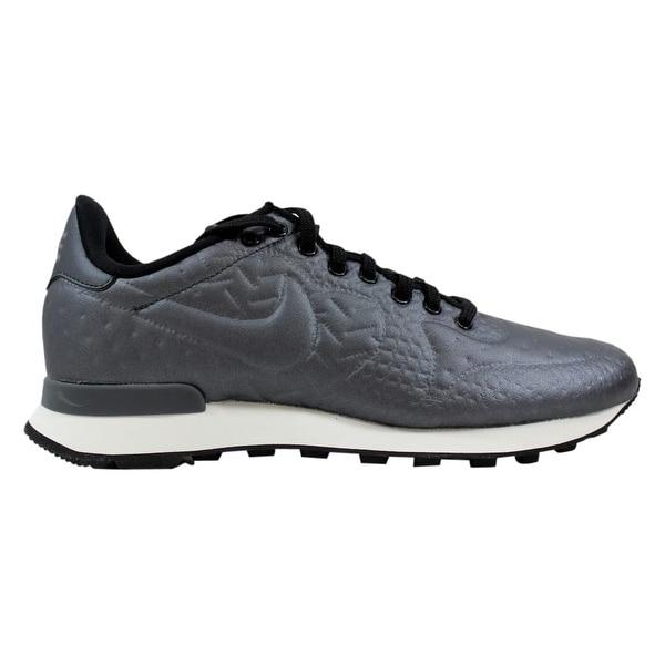 official photos 30226 4e718 Nike Internationalist JCRD Winter Metallic HematiteBlack-Dark Grey  859544-002 Women