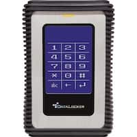 DataLocker DL2000V32F DataLocker DL3 2 TB Encrypted External Hard Drive with RFID Two-Factor Authentication - USB 3.0 External