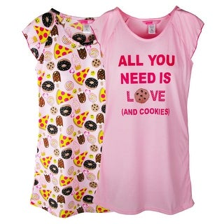 Katnap Kids Girls Ruffle Sleeve Nightgowns Cookies and Donuts (Pack of 2)|https://ak1.ostkcdn.com/images/products/is/images/direct/049b1b2c9dcaadf3738db15a6a2af923624c7bdd/Katnap-Kids-Girls-Ruffle-Sleeve-Nightgowns-Cookies-and-Donuts-%28Pack-of-2%29.jpg?_ostk_perf_=percv&impolicy=medium