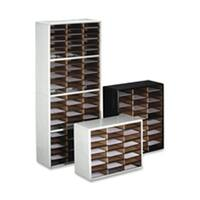 Company  Literature Sorter- 36 Compartments-