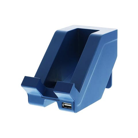 Bostitch Konnect USB Charging Phone Stand, Vertical or Horizontal Docking