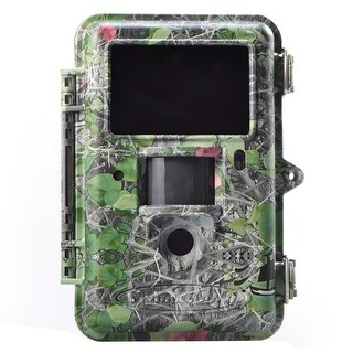 Boly Sg2060x Camo Hunting Camera Infrared Trail & Game Scouting 25Mp 1080P Hd 100Ft Det Range Motion Sharp Technology
