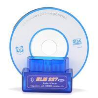 MINI Bluetooth OBD2 OBDII Car Diagnostic Scan Tool  Code Reader Adapter