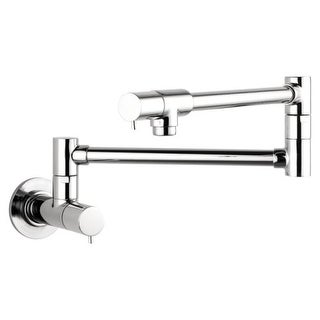 hansgrohe talis s wall mounted pot filler includes lifetime warranty - Hansgrohe Faucets