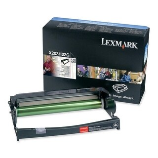 Lexmark X203H22G Lexmark X204 Photoconductor Kit - 25000 Page - 1 Pack