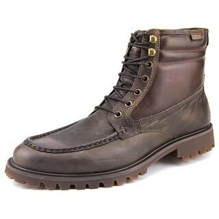 Pikolinos Seoul 00T-6862 Men Round Toe Leather Boot