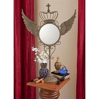 Design Toscano Winged Gothic Mirror Of Dreams