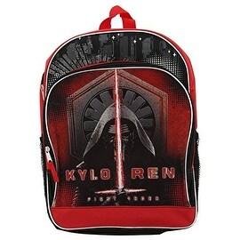 Star Wars Episode 7 The Force Awakens Backpack - Features Kylo Ren