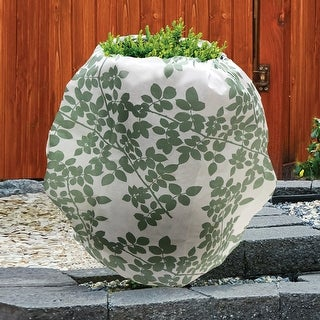 Shrub Jacket - Protective Layer For Your Plants - Medium Sized Plants