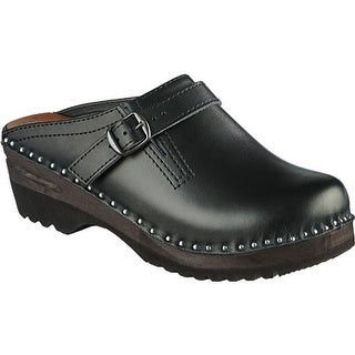 Troentorp Bastad Clogs Women's Donatello Black