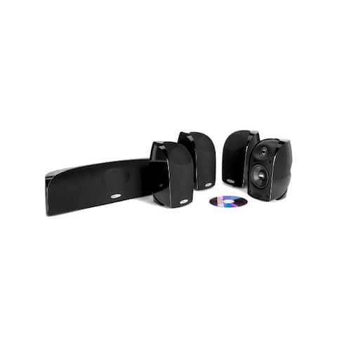 Polk Audio TL350 Home Theater Audio System, 85Hz - 31Khz Frequency Response