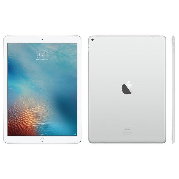 Apple iPad Pro 12 9-inch 32GB, Silver - WiFi (Refurbished)