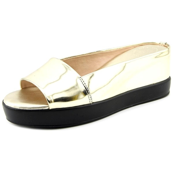 French Connection Pepper Women Light Gold Sandals