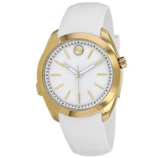 Movado Women's Bold motion 3660006 White Dial watch
