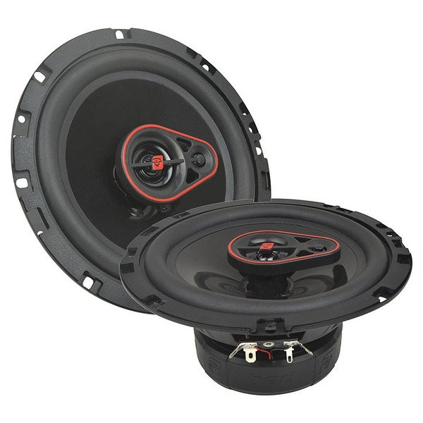 """CERWIN-VEGA MOBILE H7653 HED(R) Series 3-Way Coaxial Speakers (6.5"""", 340 Watts max)"""