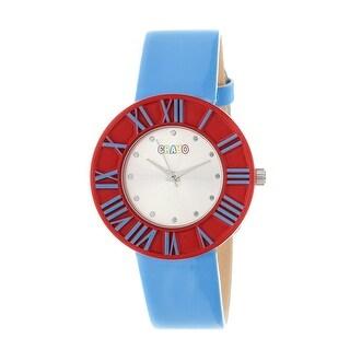 Crayo Prestige Unisex Quartz Watch