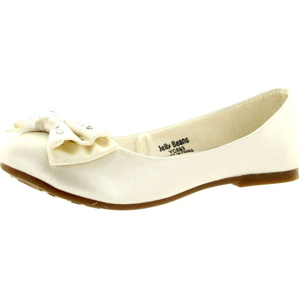 Jelly Beans Girls Titi Cute Dress Flats Shoes